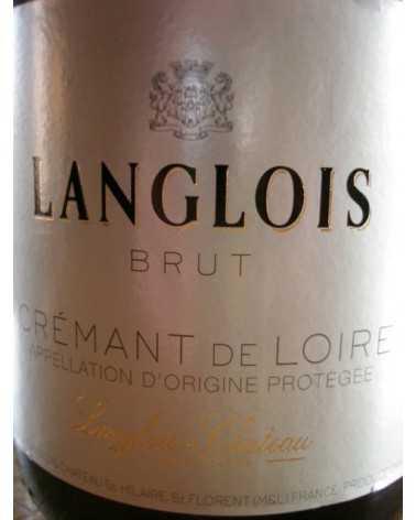 CREMANT DE LOIRE Blanc Brut LANGLOIS CHATEAU