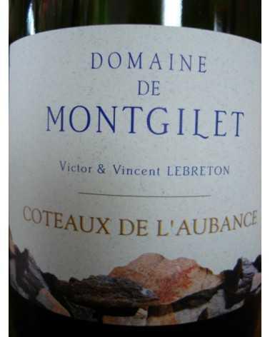 COTEAUX DE L'AUBANCE Domaine de Montgilet 2011