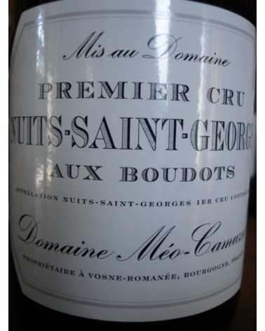 NUITS ST GEORGES 1er CRU Aux Boudots 2009 MEO CAMUZET