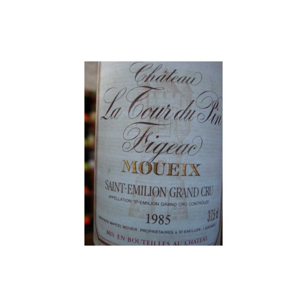 CHATEAU LA TOUR DU PIN FIGEAC 1/2 1985