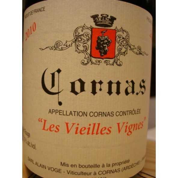 CORNAS Les Vieilles Vignes 2010 Alain Voge