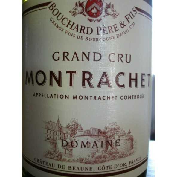 MONTRACHET 2011 Bouchard P&F GRAND CRU