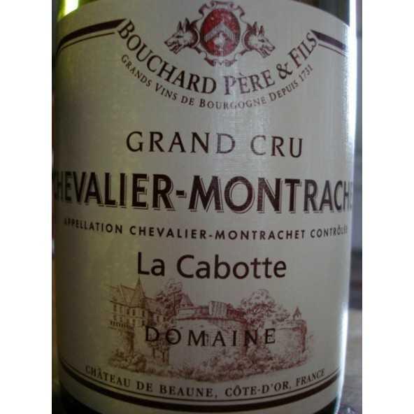 CHEVALIER MONTRACHET La Cabotte 2011 Bouchard P&F