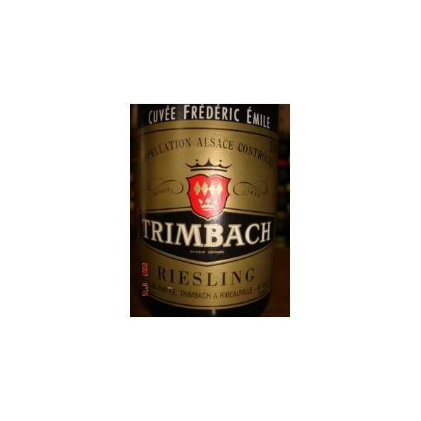 RIESLING FREDERIC EMILE TRIMBACH 2007