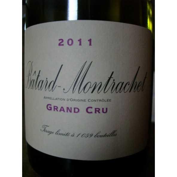 BATARD MONTRACHET GRAND CRU 2011 Domaine de la Vougeraie