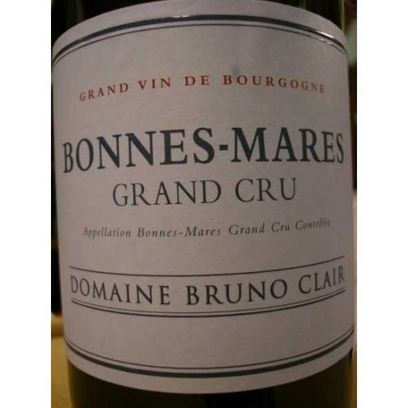 BONNES MARES GRAND CRU 2011 BRUNO CLAIR