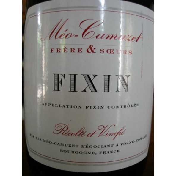 FIXIN 2011 MEO CAMUZET F&F