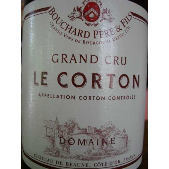 LE CORTON GRAND CRU BOUCHARD P & F