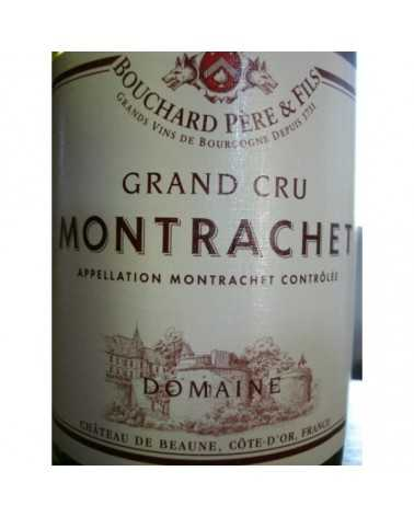 MONTRACHET Bouchard P&F GRAND CRU 2012