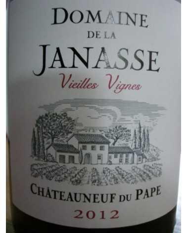 CHATEAUNEUF DU PAPE LA JANASSE VIEILLES VIGNES