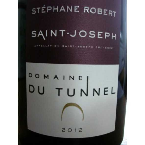 SAINT JOSEPH ROUGE Domaine du Tunnel