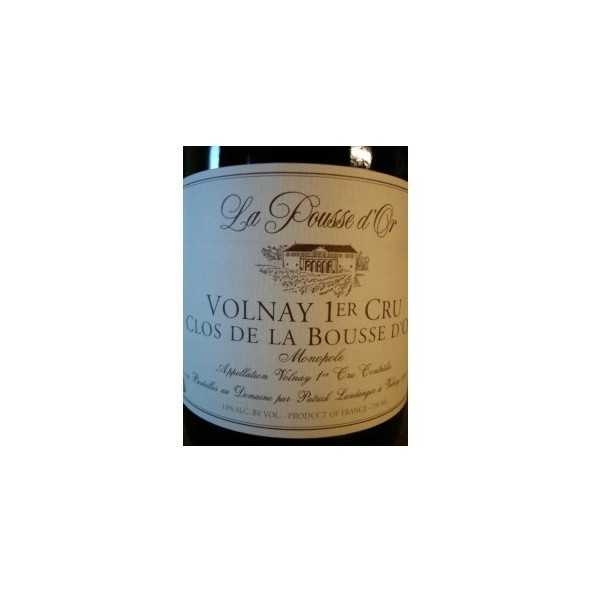 VOLNAY 1er crû Clos de la Bousse d'Or Pousse d'Or 2012