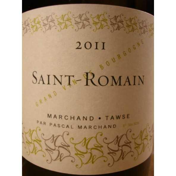 SAINT ROMAIN BLANC MARCHAND-TAWSE