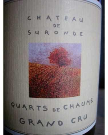 CHATEAU DE SURONDE QUARTS DE CHAUME 50 Cl