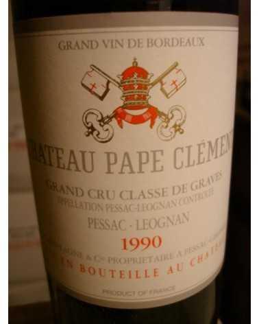 CHATEAU PAPE CLEMENT 1990