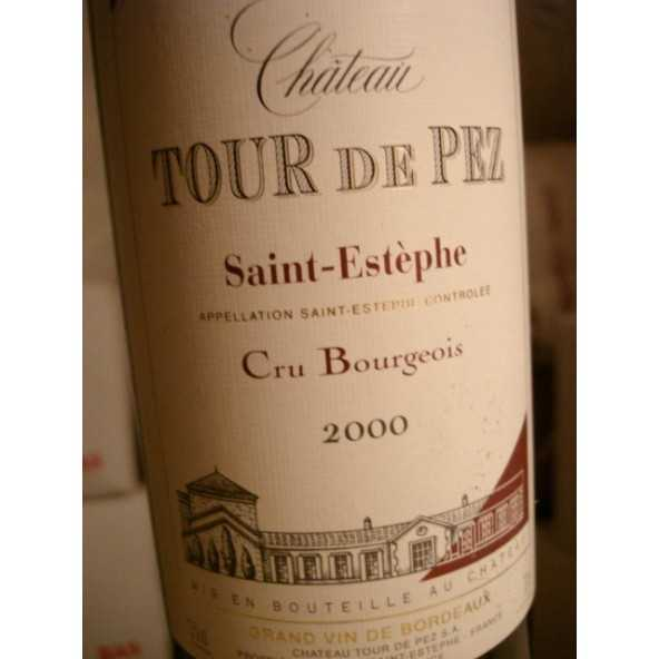 CHATEAU LA TOUR DE PEZ 2000