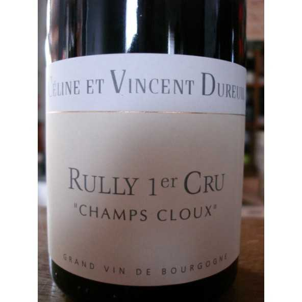 RULLY Rouge 1er cru Champs Cloux Dureuil-Janthial