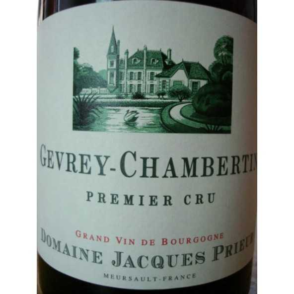 GEVREY CHAMBERTIN 1er CRU JACQUES PRIEUR