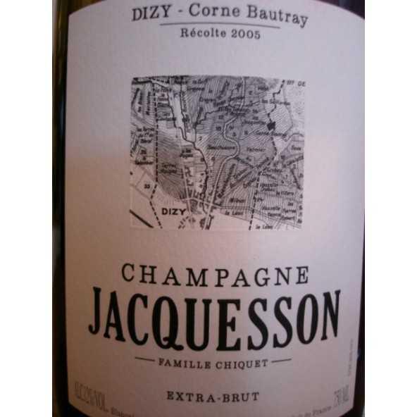 CHAMPAGNE JACQUESSON DIZY CORNE BAUTRAY 200