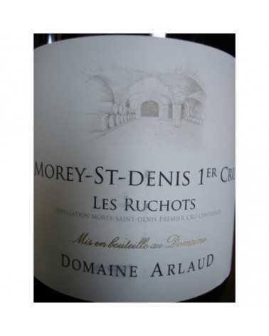 MOREY Saint Denis 1er crû Les Ruchots Dom. Arlaud