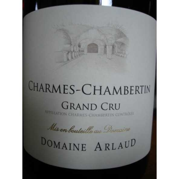 CHARMES CHAMBERTIN Dom. ARLAUD 2013