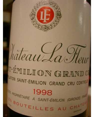 CHATEAU LAFLEUR SAINT EMILION 1998