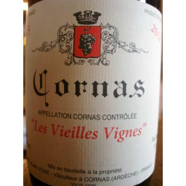 CORNAS Les Vieilles Vignes  Alain Voge 2013