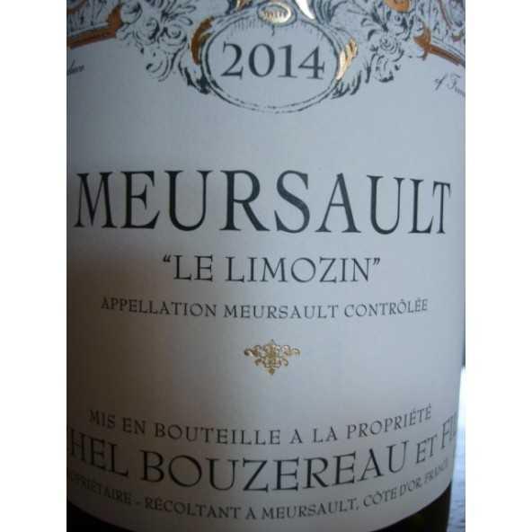 MEURSAULT Le Limozin MICHEL BOUZEREAU 2013