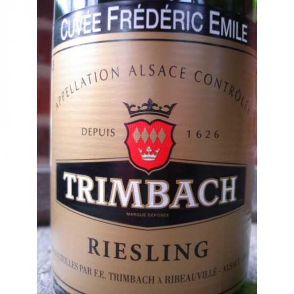 RIESLING FREDERIC EMILE Trimbach 2008