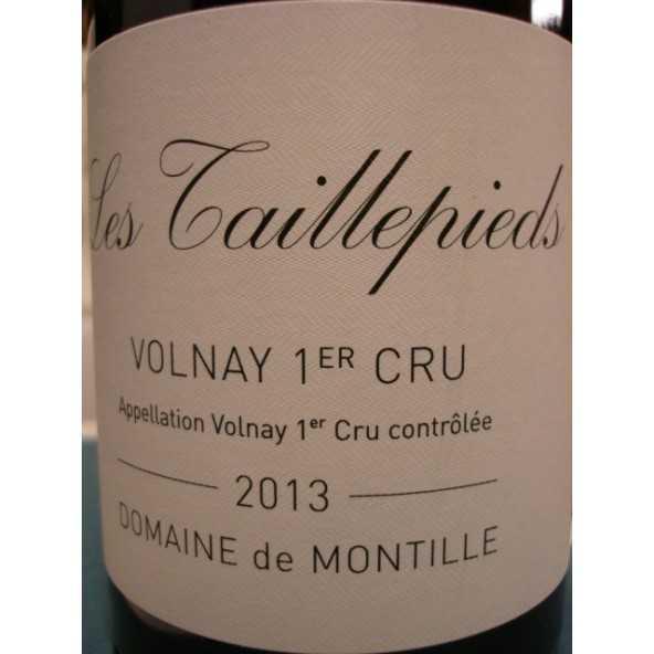 VOLNAY 1er CRU LES TAILLEPIEDS DE MONTILLE 2013