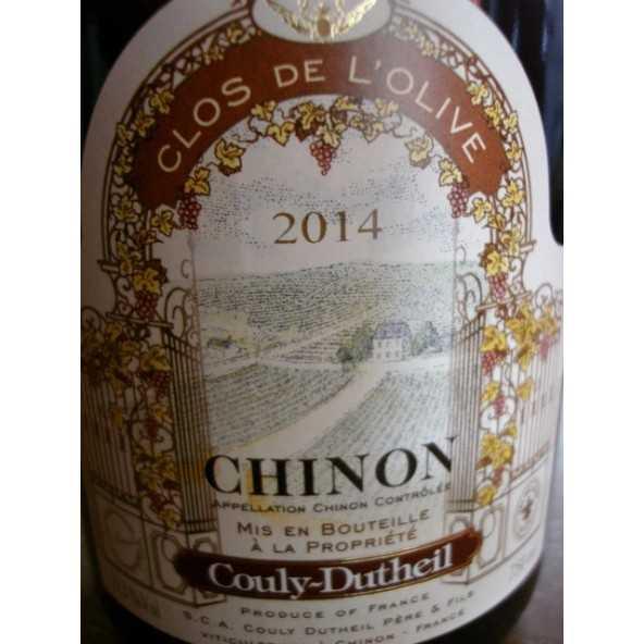 CHINON CLOS DE L'OLIVE COULY-DUTHEIL
