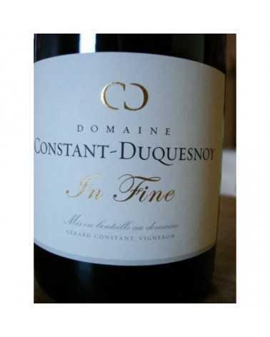 VINSOBRES In Fine Domaine Constant Duquesnoy