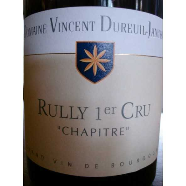 RULLY Rouge 1er cru CHAPITRE Dureuil-Janthial