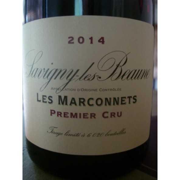 SAVIGNY LES BEAUNE 1er cru Les Marconnets Domaine de la Vougeraie 2014