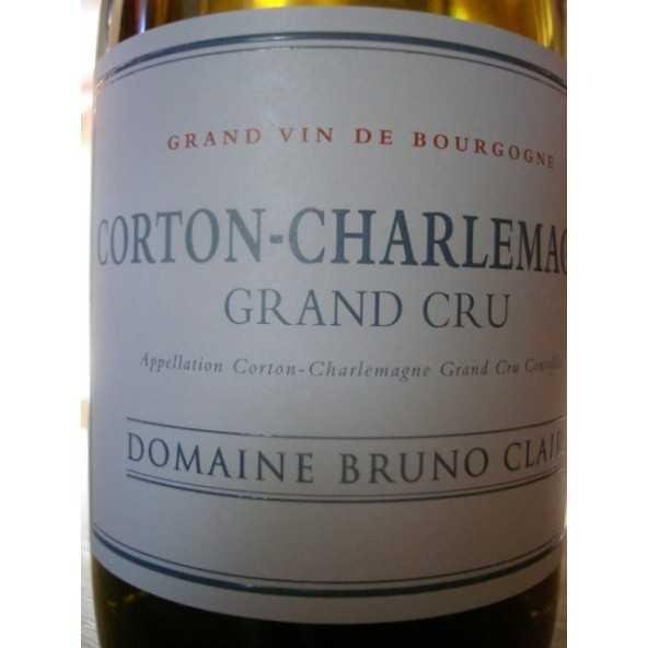 CORTON CHARLEMAGNE Grand Cru Bruno Clair 2014