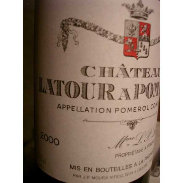 CHATEAU LATOUR A POMEROL 2000