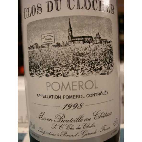 CLOS DU CLOCHER 1998 MAGNUM