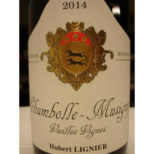 CHAMBOLLE MUSIGNY VIEILLES VIGNES HUBERT LIGNIER