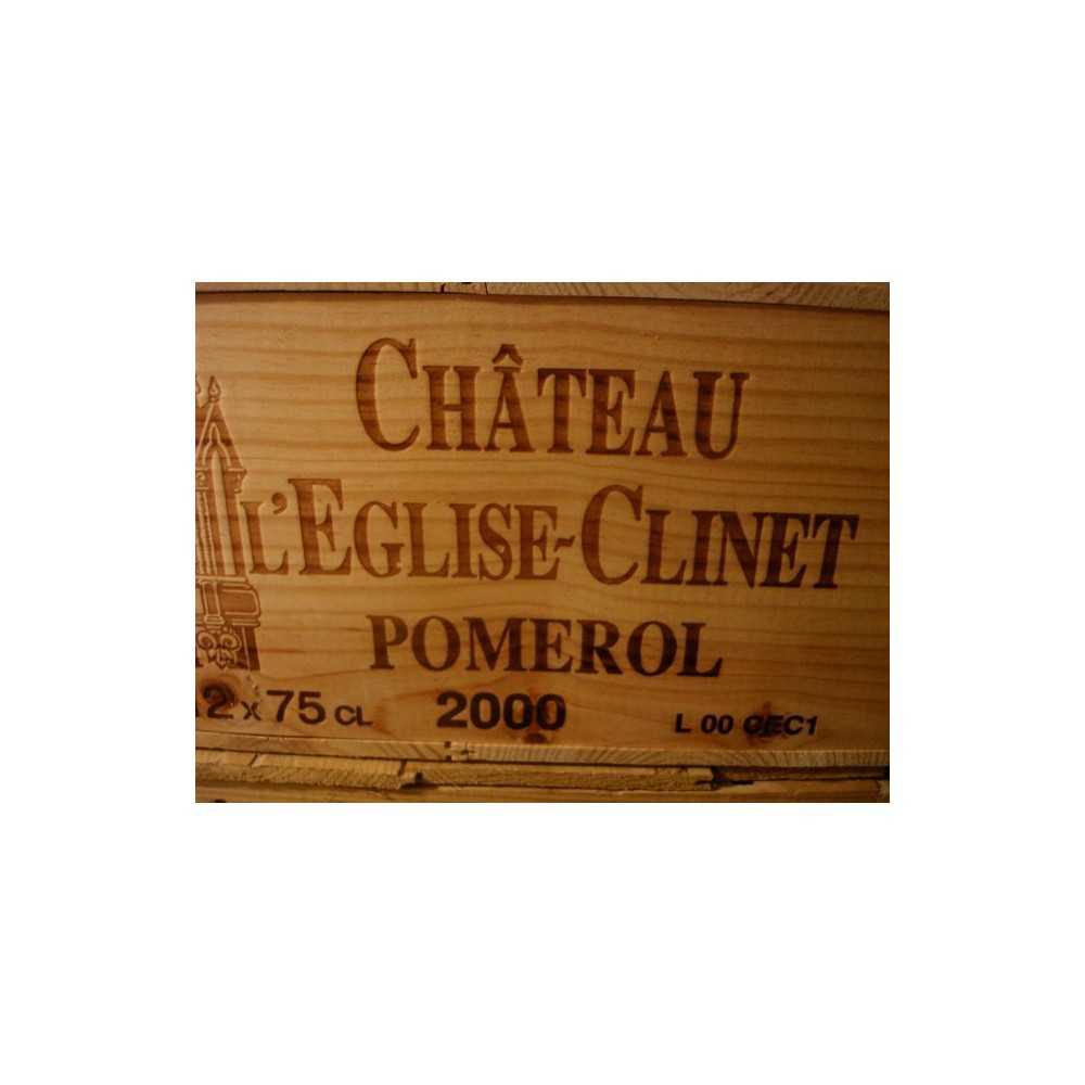 CHATEAU L'EGLISE CLINET