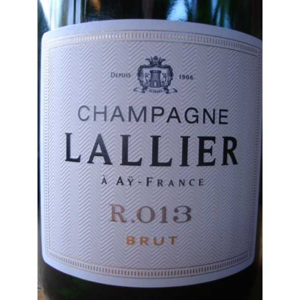CHAMPAGNE LALLIER BRUT R.013