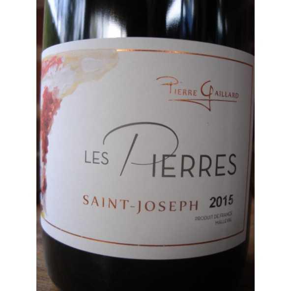 SAINT JOSEPH Les Pierres PIERRE GAILLARD 2015