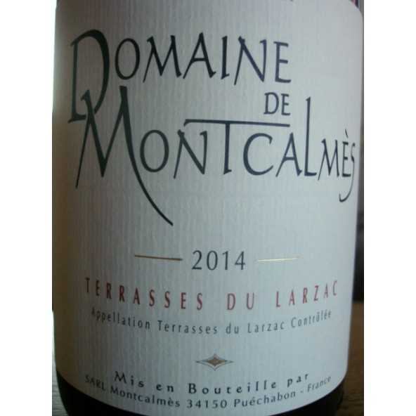 DOMAINE DE MONTCALMES ROUGE 2014