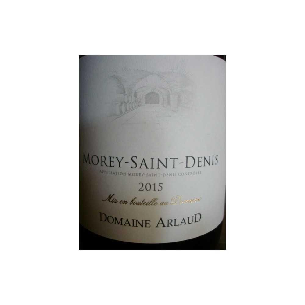 MOREY SAINT DENIS Domaine Arlaud 2014