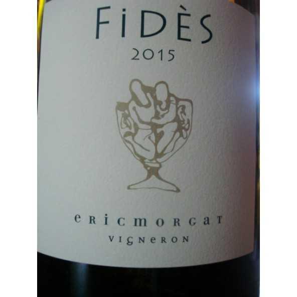 SAVENNIERES FIDES ERIC MORGAT 2015