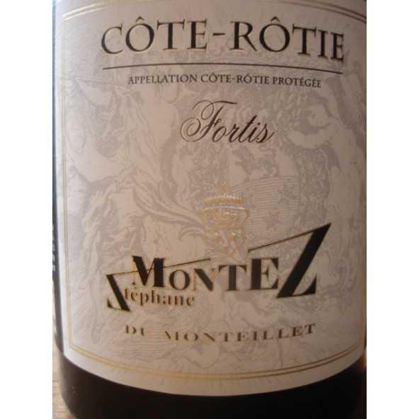 COTE ROTIE FORTIS Magnum MONTEILLET MONTEZ 2014