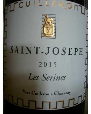 SAINT JOSEPH rouge Les Serines Cuilleron 2012