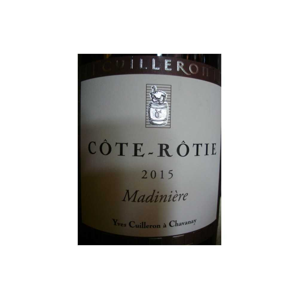 COTE ROTIE MADINIERE YVES CUILLERON