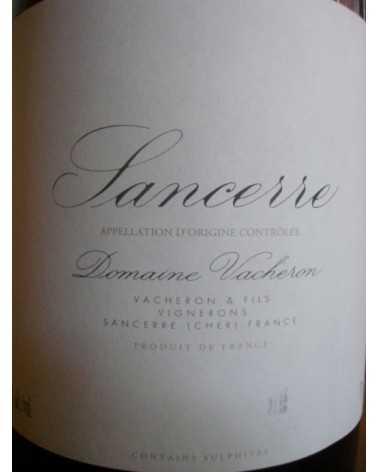 SANCERRE BLANC LES ROMAINS VACHERON