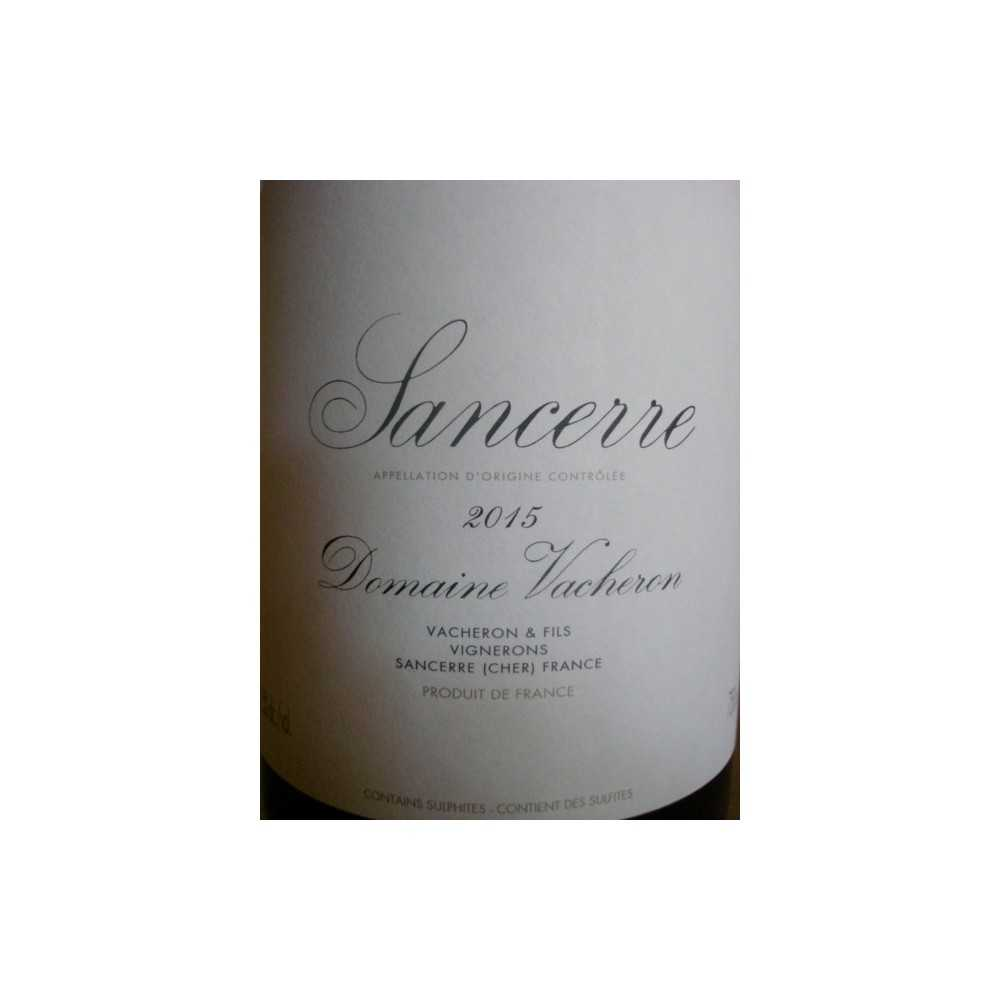 SANCERRE ROUGE VACHERON