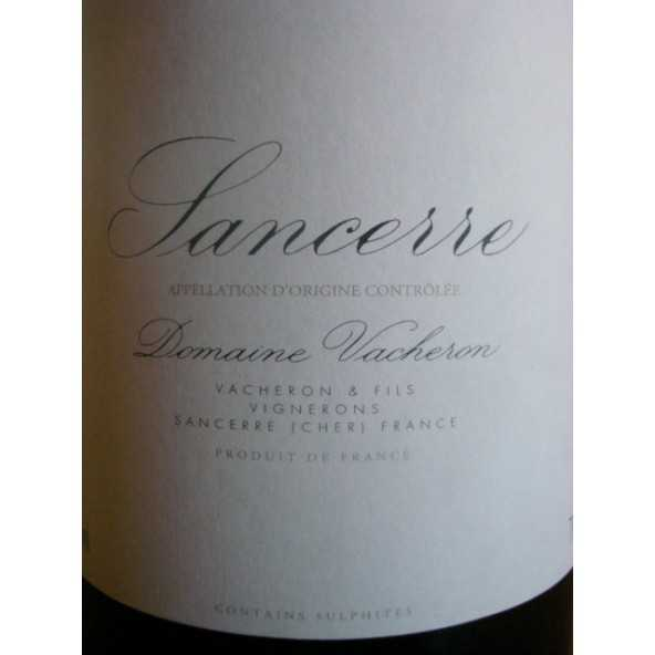 SANCERRE ROUGE BELLE DAME VACHERON